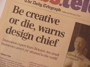 Be-creative-or-die