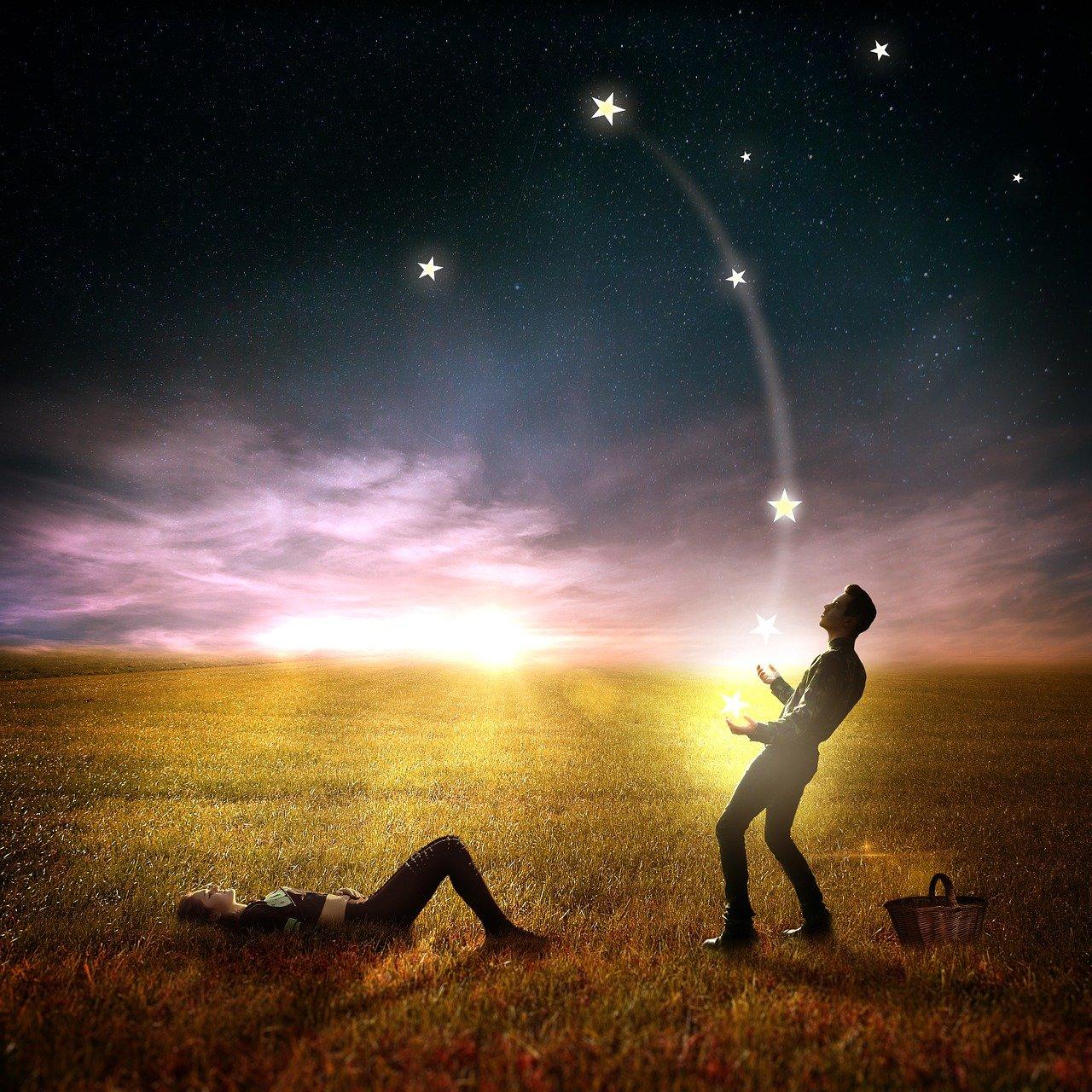 De sterren van de hemel leren